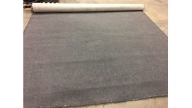 Image of a Booth Carpet - Grey 10 x 20