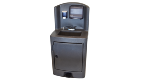 Image of a Hand Wash Station - Deluxe w/ heater