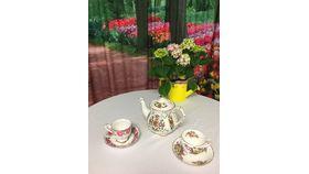 Image of a China - Tea pot  Eclectis Patterns