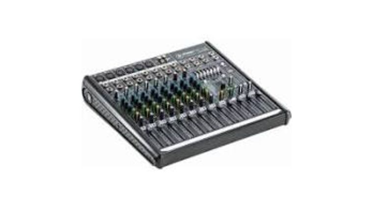 Picture of a 12 Channel Mixer 01