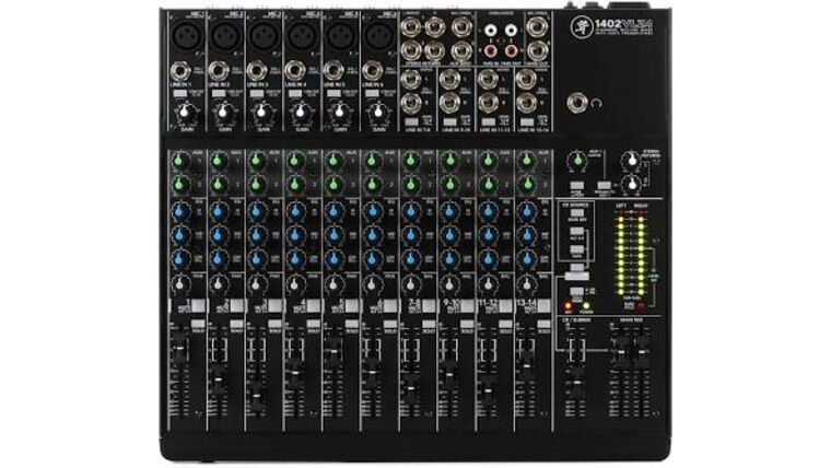 Picture of a 14 CHANNEL MIXER 01 (CMK SMALL 01)