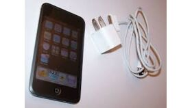 Image of a IPOD (WITH POWER CABLE)