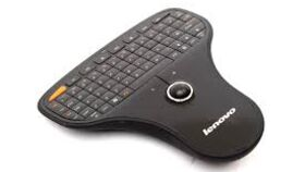 Image of a Lenovo Wireless Mouse
