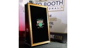Image of a Mirror Booth