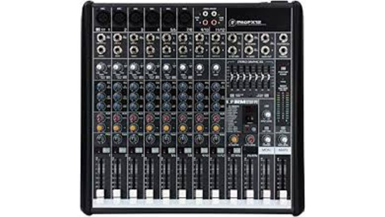Picture of a 12 CHANNEL MIXER (CMK 02)