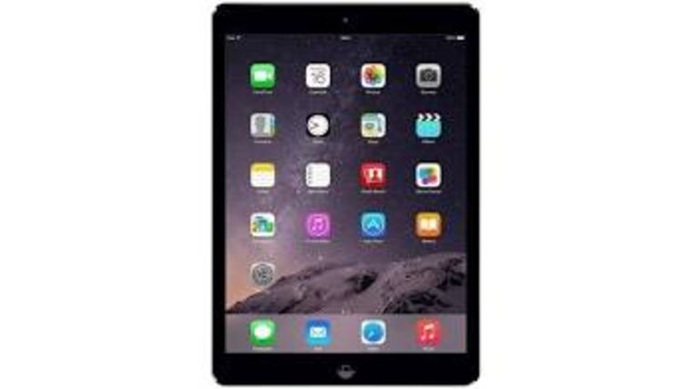 Picture of a Ipad