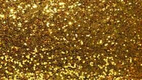 Image of a GOLD GLITZ BACKDROP #1