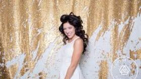 Image of a 24 CARAT MERMAID BACKDROP #1