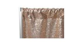 Image of a EXTRA CHAMPAGNE GLITZ BACK DROP