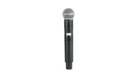 Image of a LH1 Microphones Shure SM58