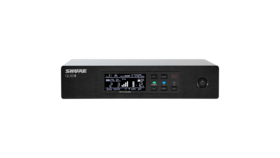 Image of a LH3 Shure QLXD4-G50 Receiver