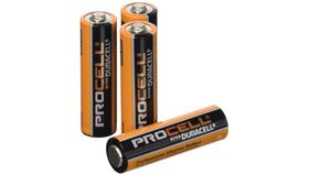 Image of a Duracell Procell Batteries - AA Batteries