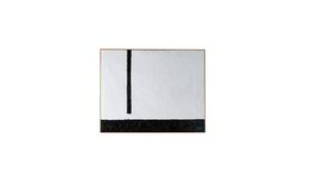 Image of a Abstract Black & White Wall Art