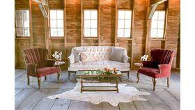Aubrey Cream Sofa image
