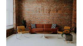 Ace Tweed Chrome Chair image