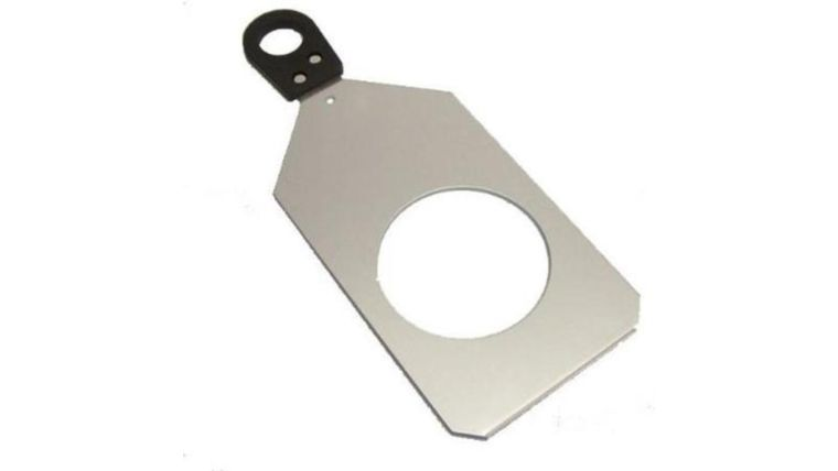 """Picture of a """"B"""" Size Gobo Holder"""