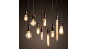 Image of a Edison Bulb Pendant Light