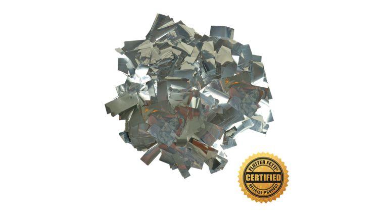 Picture of a Confetti- Metallic Silver