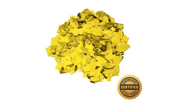 Picture of a Confetti- Metallic Gold