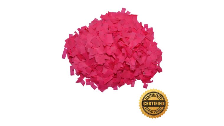 Picture of a Confetti- Raspberry Pink
