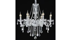 Image of a Crystal Chandelier