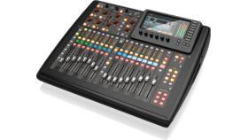 Image of a X32 Compact Digital Mixer