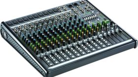 Image of a 16 Channel Mixer