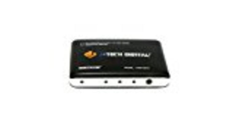 Picture of a 1x2 HDMI Splitter