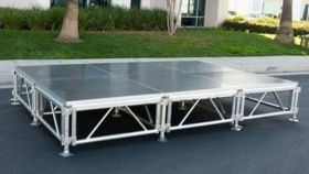 Image of a Stage Deck