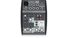 Image of a 5 Channel Mixer
