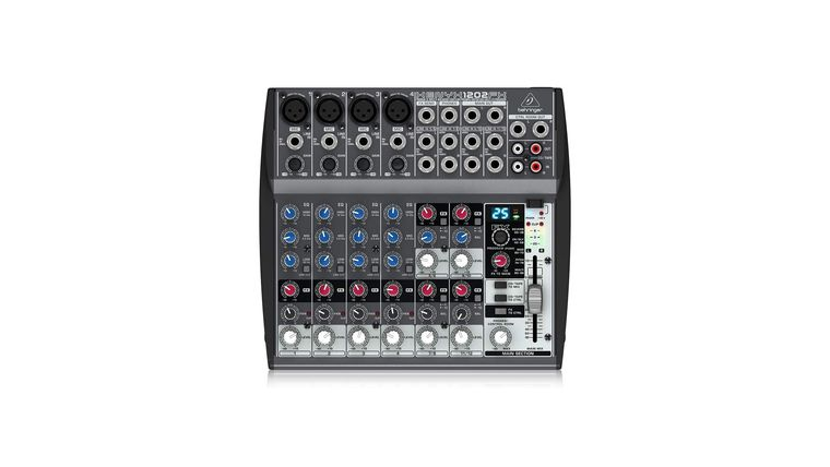 Picture of a 12 Channel Compact Mixer