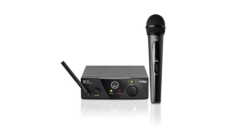 Picture of a AKG WMS40 Dual #2