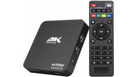 Image of a 4K ULTRA-HD DIGITAL MEDIA PLAYER