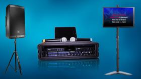 Image of a Home Karaoke Machine Rental