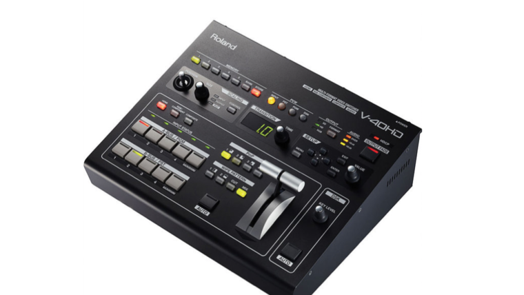Picture of a Roland V-40HD: Video Switcher