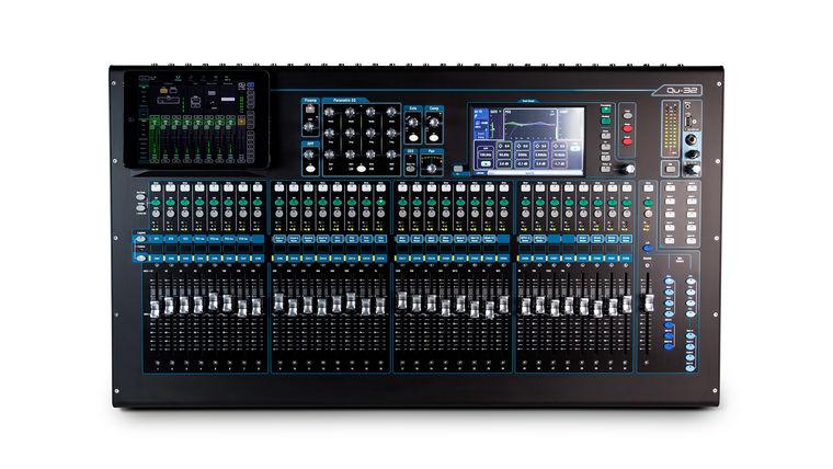 Picture of a Allen & Heath  – Qu-32 Digital Mixer