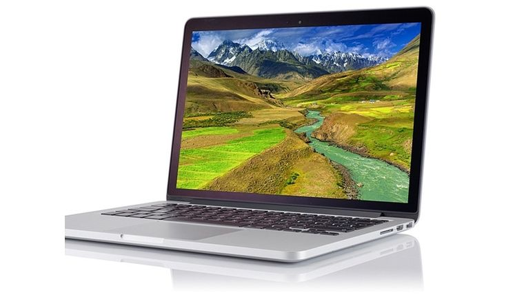 Picture of a Apple MacBook Pro with Retina Display