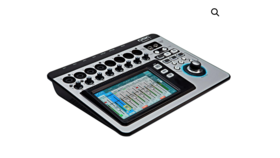 Image of a QSC TOUCHMIX-8 12-CHANNEL COMPACT DIGITAL MIXER