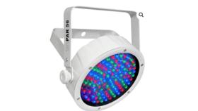 Image of a CHAUVET SLIMPAR 56 WHITE HOUSING 10MM RGB LED WASHWHITE