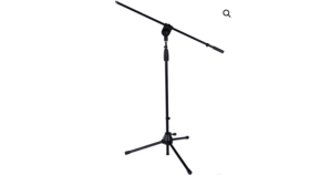 Image of a LYXPRO TMS-1 TRIPOD BOOM FLOOR MICROPHONE STAND