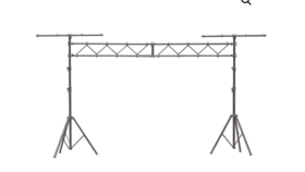Image of a ON-Stage Stands LS7730 Lighting Stand with Truss