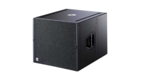 Image of a D&B AUDIOTECHNIK QSUB SUBWOOFER 18″ LINE ARRAY MODULE RENTAL