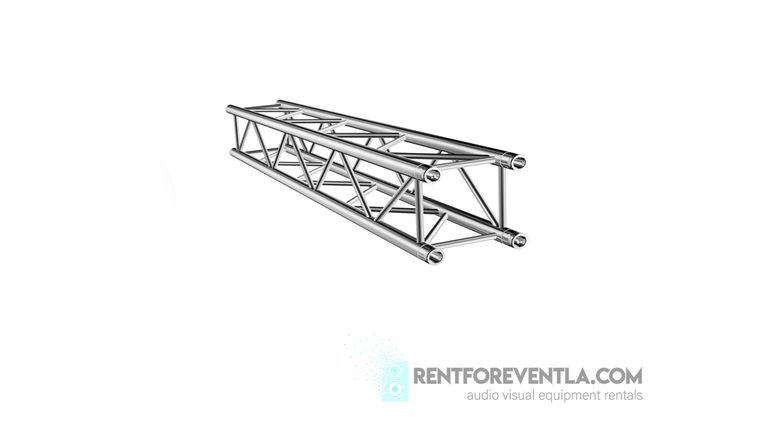 Picture of a 8 FT Square Truss Section