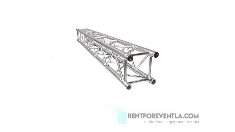 Picture of a 10 FT Square Truss Section