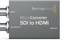 Image of a Blackmagic Converter SDI to HDMI