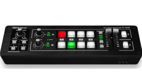 Image of a Roland V-1HD: Video Switcher