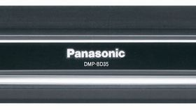 Image of a Panasonic DMP-BD35K Blu-Ray Player