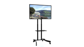 """Image of a TV 55"""" - Full HD with Stand"""