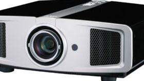 Image of a Projector - JVC