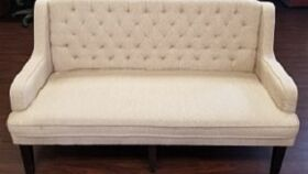 Image of a Sofa - Taupe